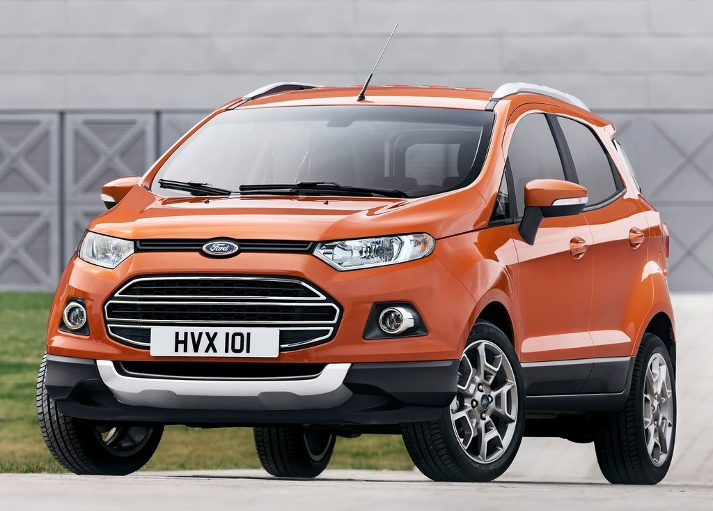 New Ford EcoSport Headed For South Africa | SA Car Fan